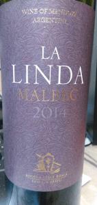 La Linda Malbec 2014 de Luigi Bosca