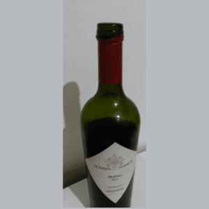 Achaval Ferrer Malbec Mendoza 2013, botella descorchada