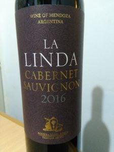 La Linda 2016 Cabernet Sauvignon